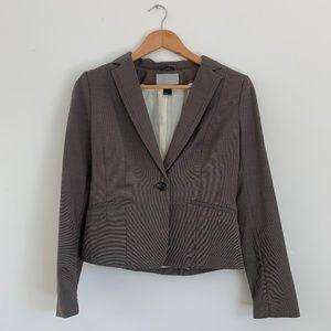 Formal Grey Woman's Blazer